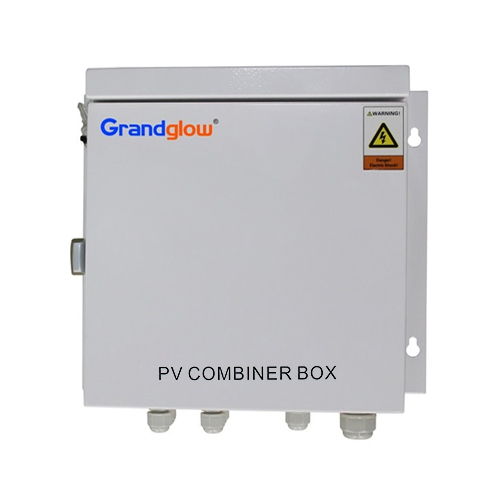2In 1 Out PV Combiner Box