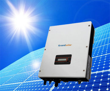 Grid Tie Inverter Single Phase
