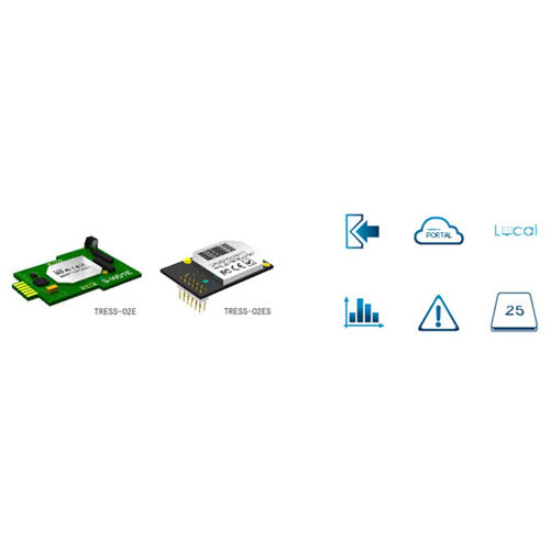 embedded data acquisition module