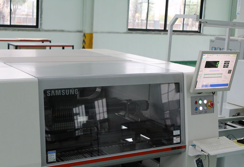 Samsung SMT machine