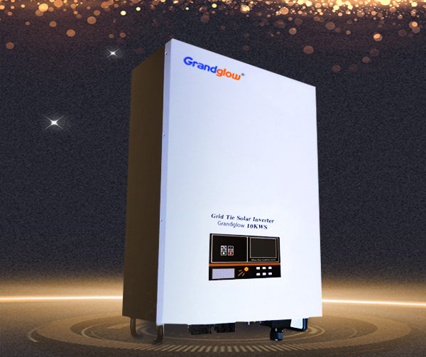 Grid Tie Inverter 3 Phase