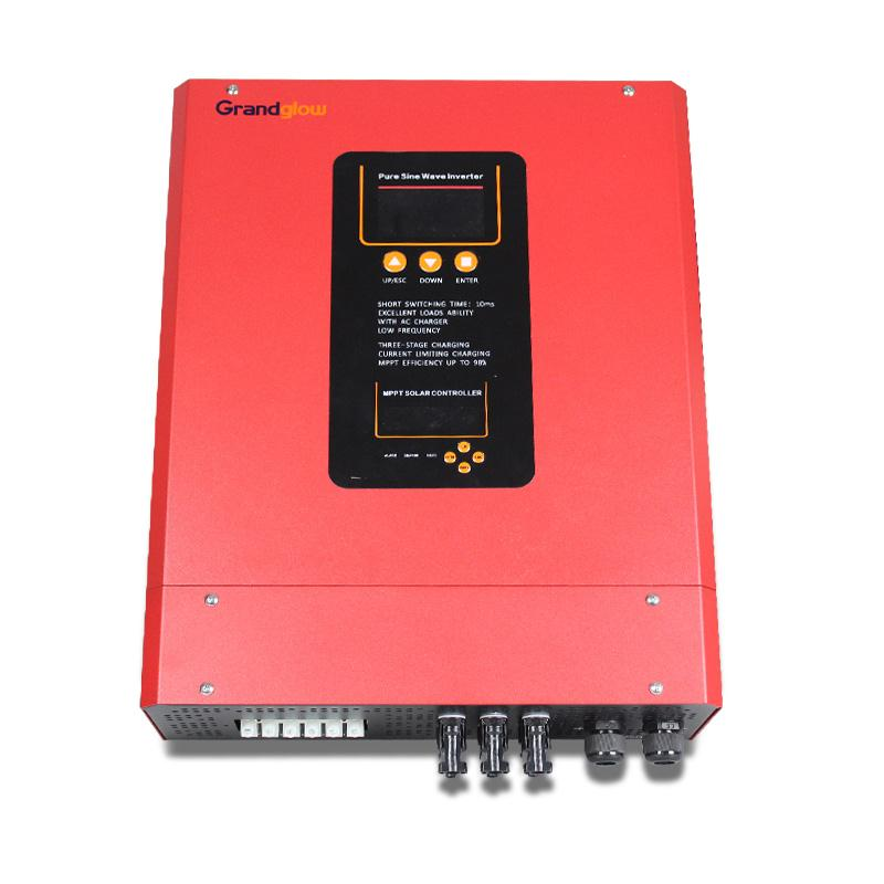 1KW OFF GRID INVERTER WITH BUILT IN MPPT SOLAR CHARGE CONTROLLER